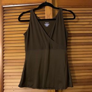 SPANX | Size XL | Brown Tank Top | Stretchy